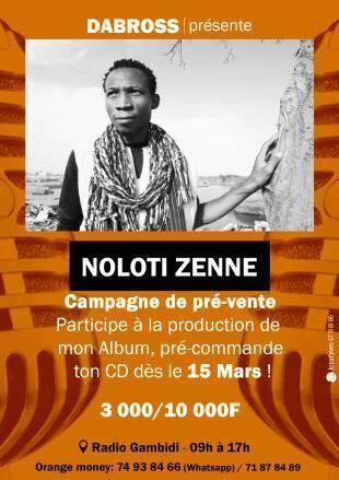 Précommande - Dabross Noloti Zenné
