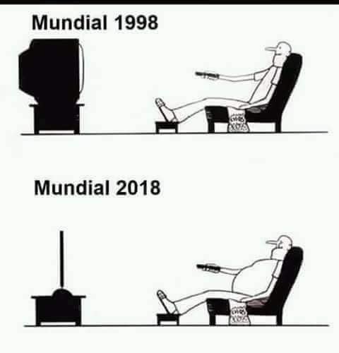 TV et Ventre plat