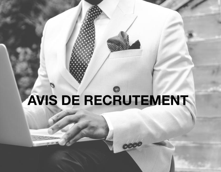 Annonce de recrutement - MD Comm Agence