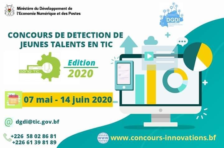 Concours de détection de jeunes talents TIC